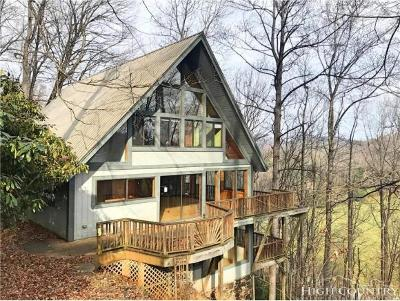 Boone Single Family Home For Sale: 115 New River Crossing