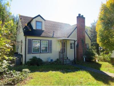 Bristol Single Family Home For Sale: 2332 Anderson St