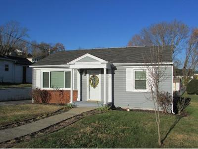 Elizabethton Single Family Home For Sale: 621 Johnson Avenue