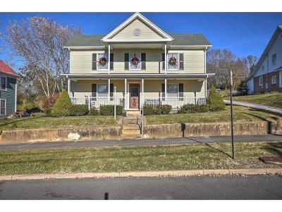 Abingdon Single Family Home For Sale: 301 Valley St NW