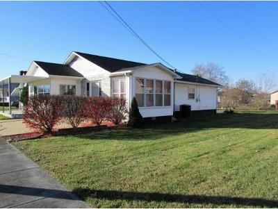 Elizabethton Single Family Home For Sale: 829 Walnut Street