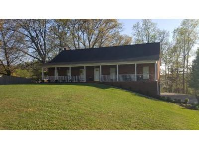 Kingsport Single Family Home For Sale: 1220 Fiddlers Way