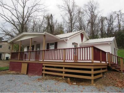 Elizabethton Single Family Home For Sale: 1816 Siam Rd