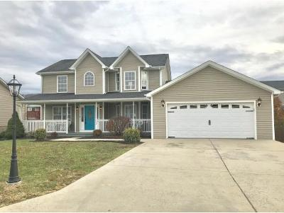 Bluff City Single Family Home For Sale: 137 Yarrow Drive