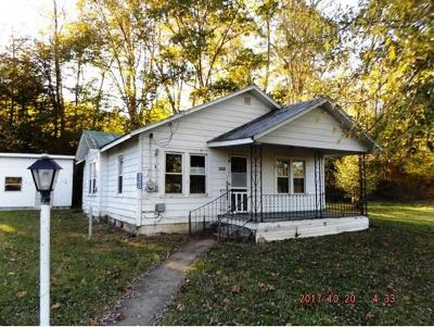 Mountain City Single Family Home For Sale: 3200 Campbell Road