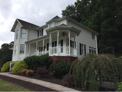 Erwin Single Family Home For Sale: 1555 N Main Ave
