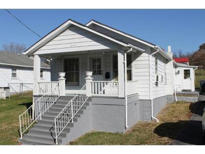 Bristol Single Family Home For Sale: 1623 Virginia Avenue