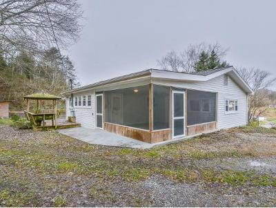 Bristol TN Single Family Home For Sale: $149,900