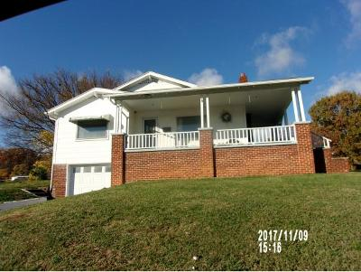 Kingsport Single Family Home For Sale: 1920 Patton Street