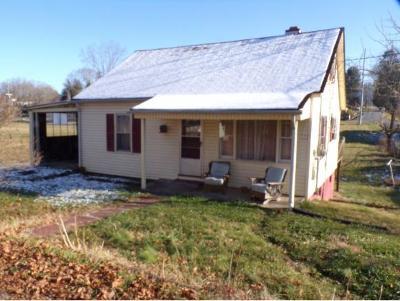 Bristol TN Single Family Home For Sale: $39,900