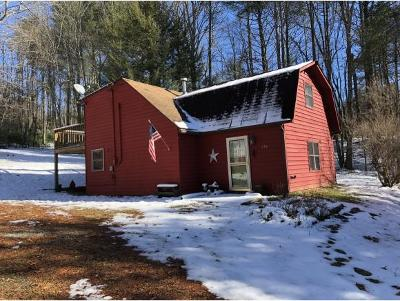 Mountain City Single Family Home For Sale: 176 Robinson Hollow