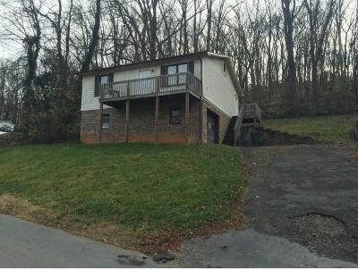 Elizabethton Single Family Home For Sale: 1119 Berry Rd