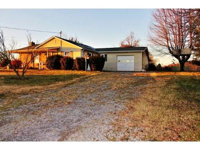 Jonesborough Single Family Home For Sale: 239 Jim Town Rd