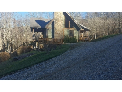 Roan Mountain Single Family Home For Sale: 303 White Thorn Trail