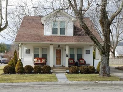 Mountain City Single Family Home For Sale: 201 Murphey