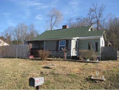 Gray Single Family Home For Sale: 235 Cedar Creek Road