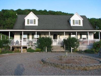 Mountain City Single Family Home For Sale: 801 Old Dyer Farm Private Lane