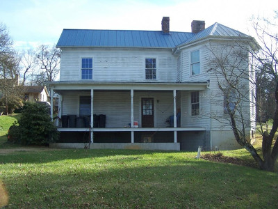 Jonesborough Single Family Home For Sale: 200 S. Cherokee