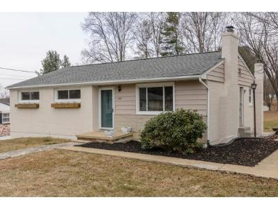 Bristol VA Single Family Home For Sale: $129,900