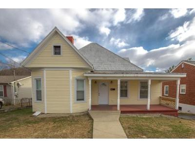 Johnson City Single Family Home For Sale: 606 East Fairview Ave