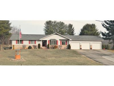 Bristol Single Family Home For Sale: 445 Camelot Dr