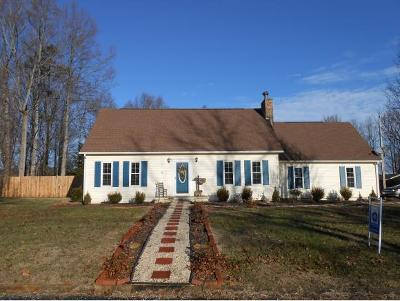 Elizabethton Single Family Home For Sale: 116 Carden Drive