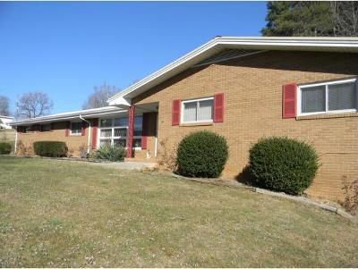 Unicoi TN Single Family Home For Sale: $149,900