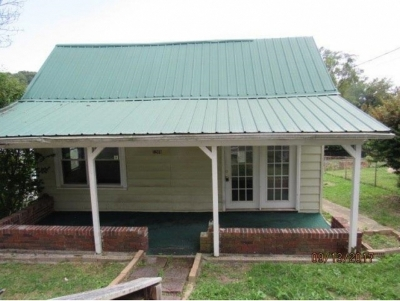 Kingsport TN Single Family Home For Sale: $32,000