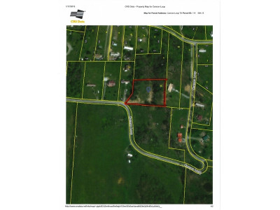 Greene County Residential Lots & Land For Sale: TBD Cannon Loop