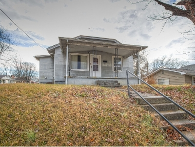 Kingsport TN Single Family Home For Sale: $60,000