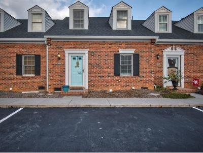 Bristol Condo/Townhouse For Sale: 503 Hickory Road