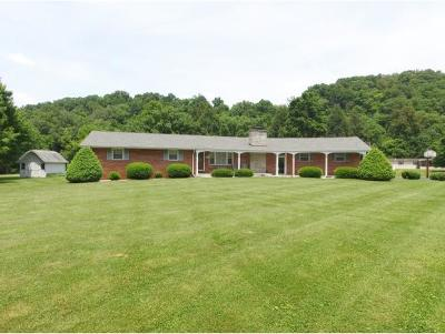 Elizabethton Single Family Home For Sale: 511 Crowe Bottom Circle