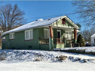 Elizabethton Single Family Home For Sale: 607 Parkway Boulevard