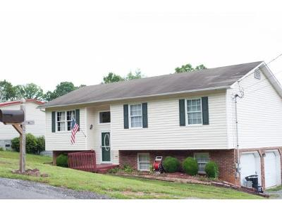 Church Hill Single Family Home For Sale: 428 Hickory Hills Rd.