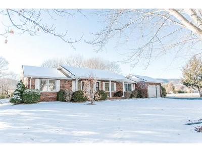 Mountain City Single Family Home For Sale: 442 Adams Rd