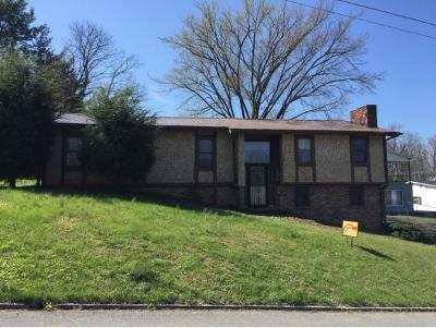 Elizabethton Single Family Home For Sale: 408 Ridgecrest Dr