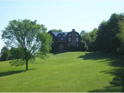Johnson City Single Family Home For Sale: 4100 Timberlake Road