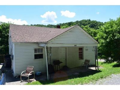 Elizabethton Single Family Home For Sale: 1260 Old Bristol Hwy