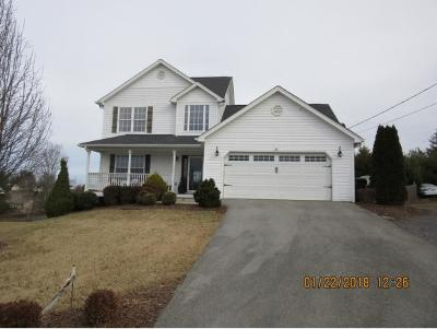 Gray Single Family Home For Sale: 549 Walkers Bend