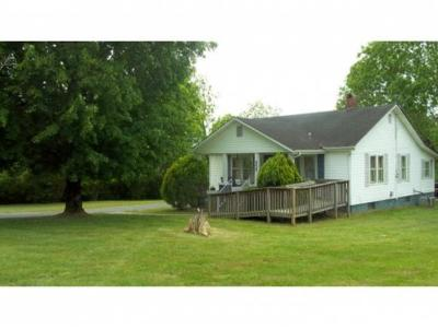 Cocke County Single Family Home For Sale: 555 Highway 160