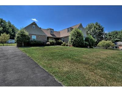 Kingsport Single Family Home For Sale: 221 Countryshire Court