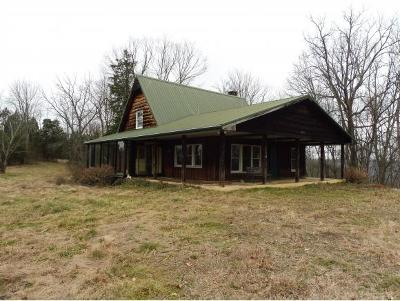Greeneville Single Family Home For Sale: 1435 Booker Lane