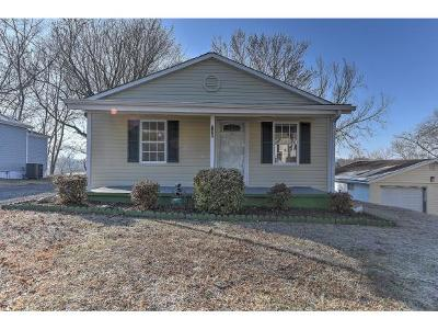 Church Hill Single Family Home For Sale: 138 Grandview St