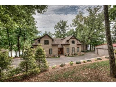 Piney Flats Single Family Home For Sale: 2756 Devault Bridge Rd