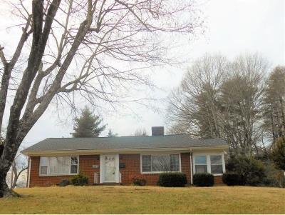 Rogersville Single Family Home For Sale: 207 Rogan