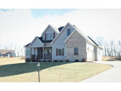 Abingdon Single Family Home For Sale: 20972 Cheyenne Trail