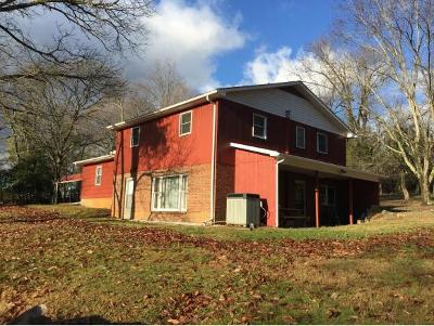 Elizabethton Single Family Home For Sale: 977 Highway 91