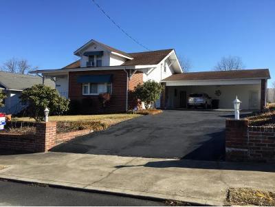 Elizabethton Single Family Home For Sale: 604 S. Watauga Ave.