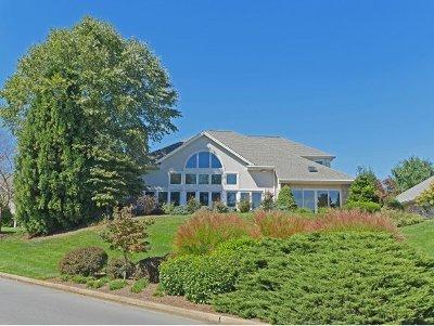 Jonesborough Single Family Home For Sale: 136 Heather View Dr