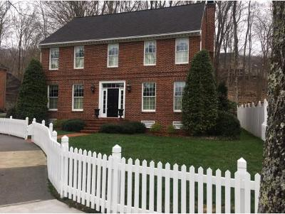 Kingsport Single Family Home For Sale: 8 Pendleton Place